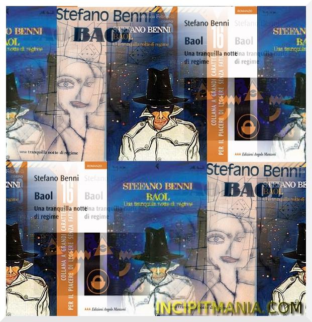 Copertine di Baol di Stefano Benni