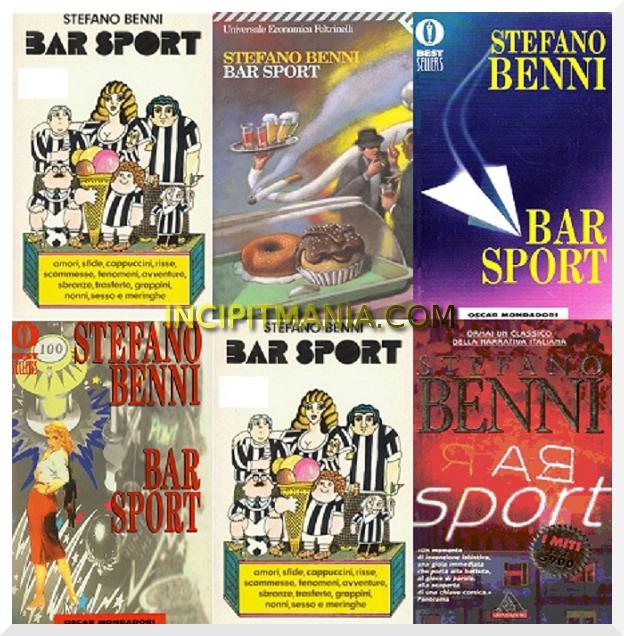 Bar Sport di Stefano Benni