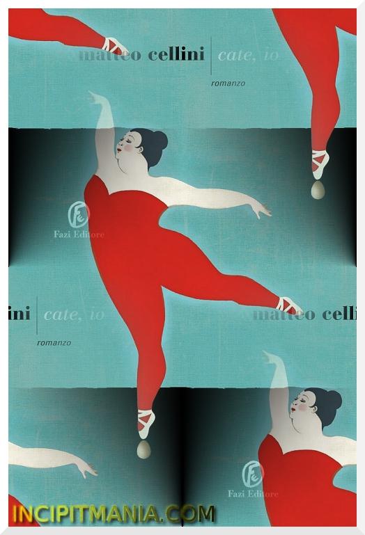 Copertina di Cate, io di Matteo Cellini