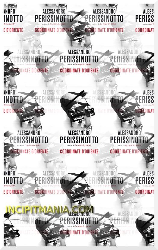 Coordinate d'oriente - Alessandro Perissinotto