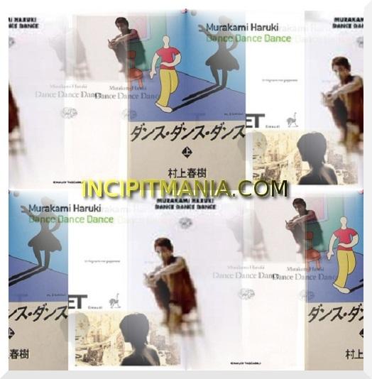 Copertina di Dance dance dance di Haruki Murakami
