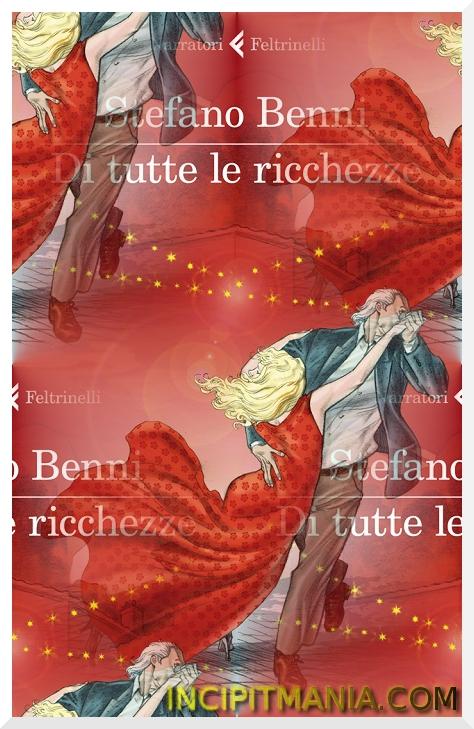 Copertina di Di tutte le ricchezze di Stefano Benni