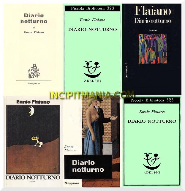 Diario notturno di Ennio Flaiano