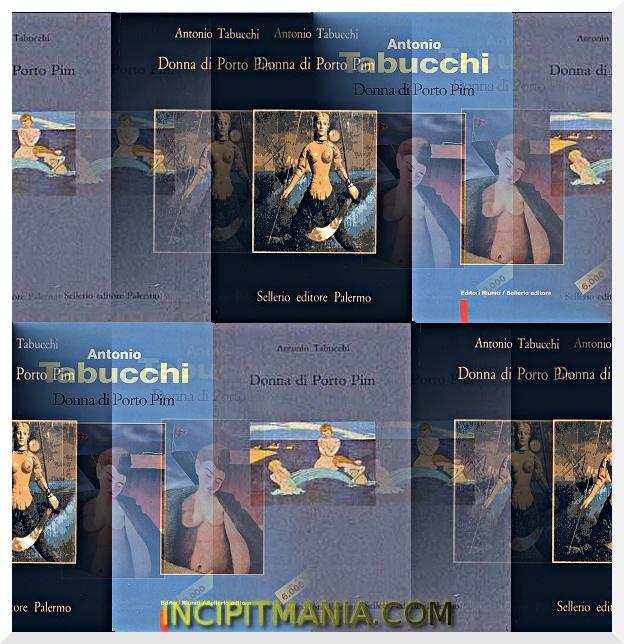 Donna di Porto Pim - Antonio Tabucchi