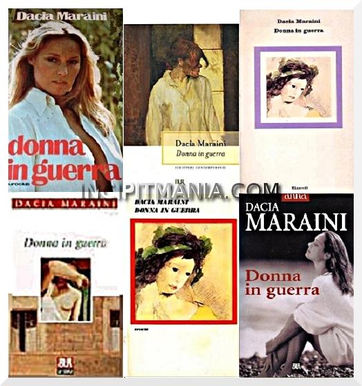 Donna in guerra - Dacia Maraini