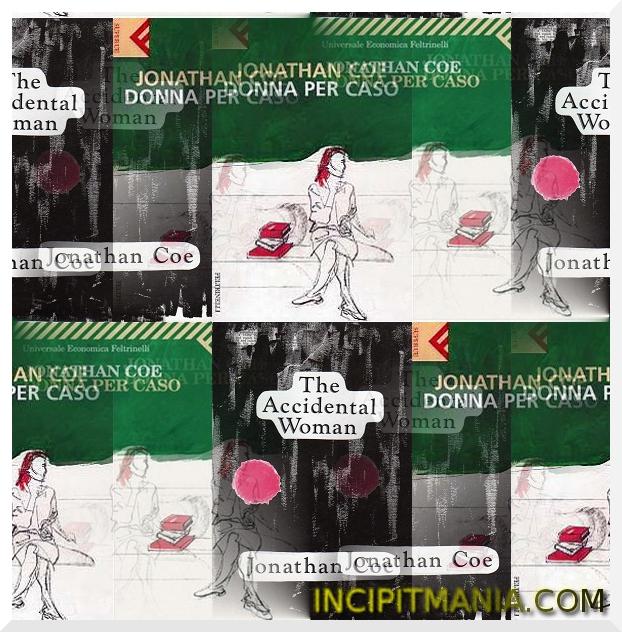 Copertine di Donna per caso di Jonathan Coe