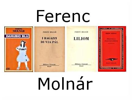 Ferenc Molnár - Opere