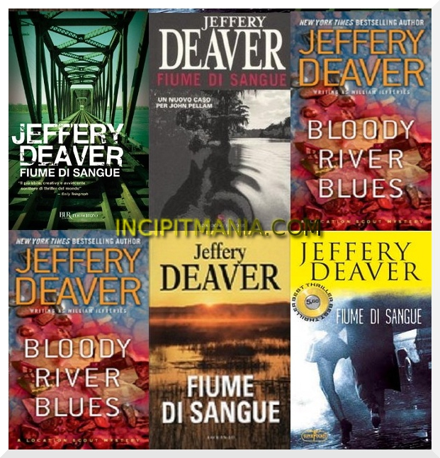 Fiume di sangue di Jeffery Deaver