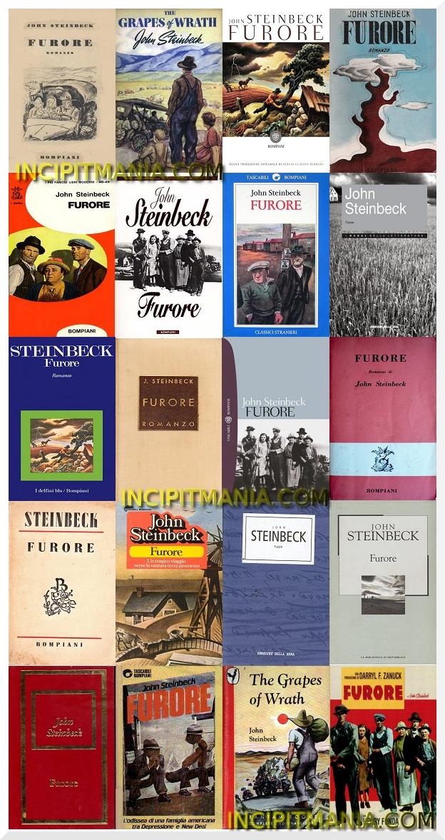 Furore - John Steinbeck