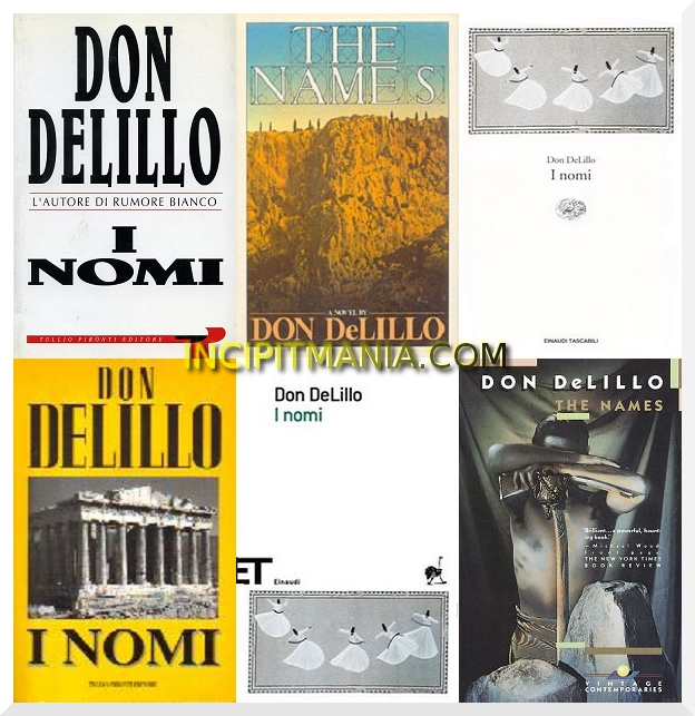 I nomi di Don DeLillo