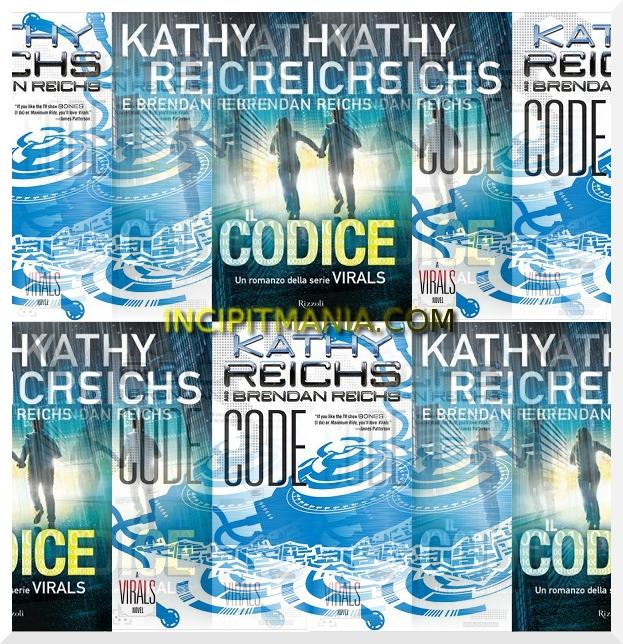 Copertine di Il codice di Kathy Reichs