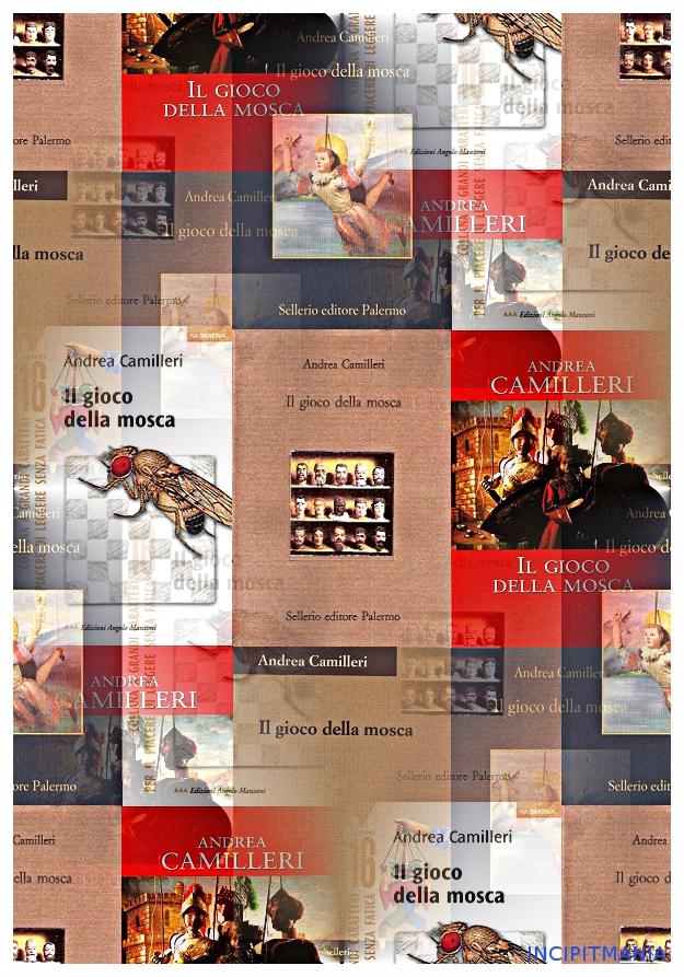 Copertine di Il gioco della mosca di Andrea Camilleri