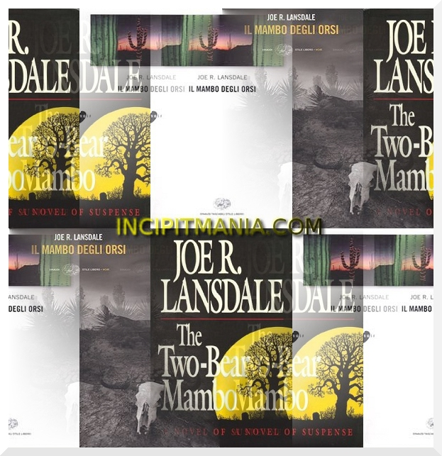 Il mambo degli orsi di Joe R. Lansdale