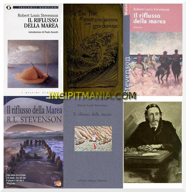 Il riflusso della marea di Robert L. Stevenson