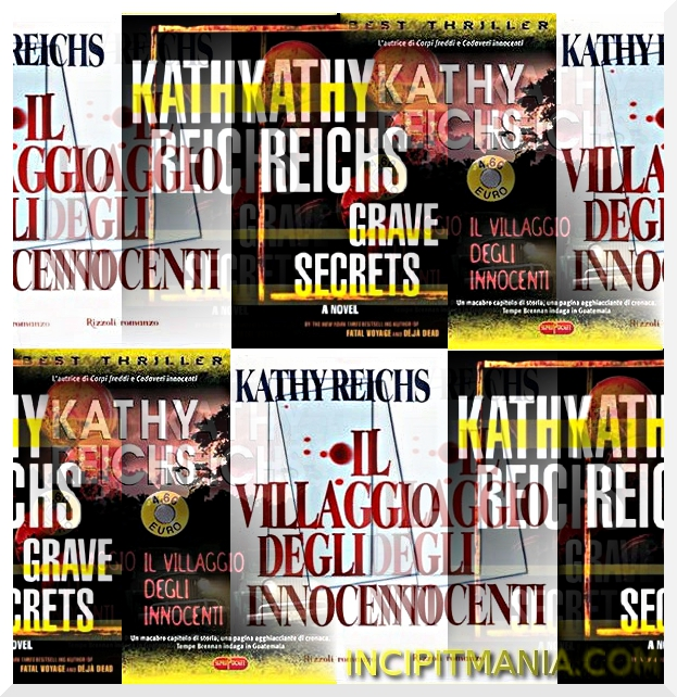 Copertine di Il villaggio degli innocenti di Kathy Reichs