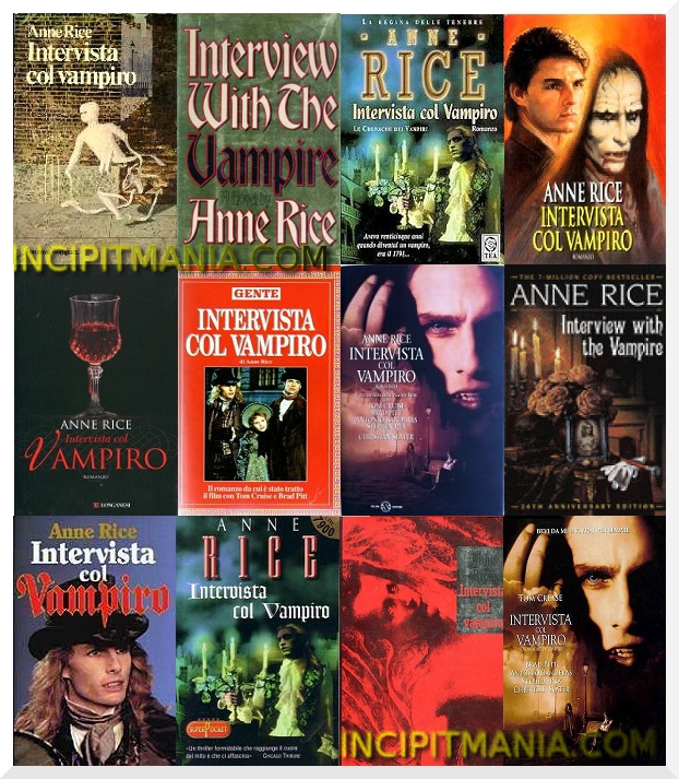 Intervista col vampiro - Anne Rice