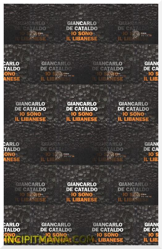 Io sono il Libanese di Giancarlo De Cataldo