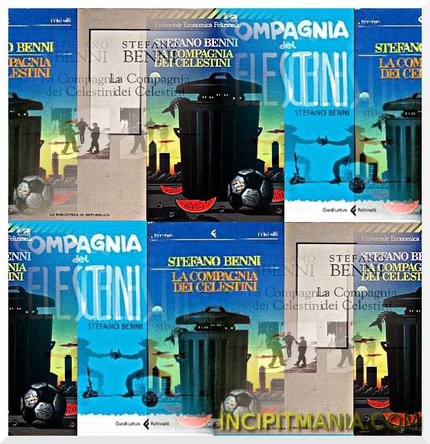 La compagnia dei Celestini di Stefano Benni