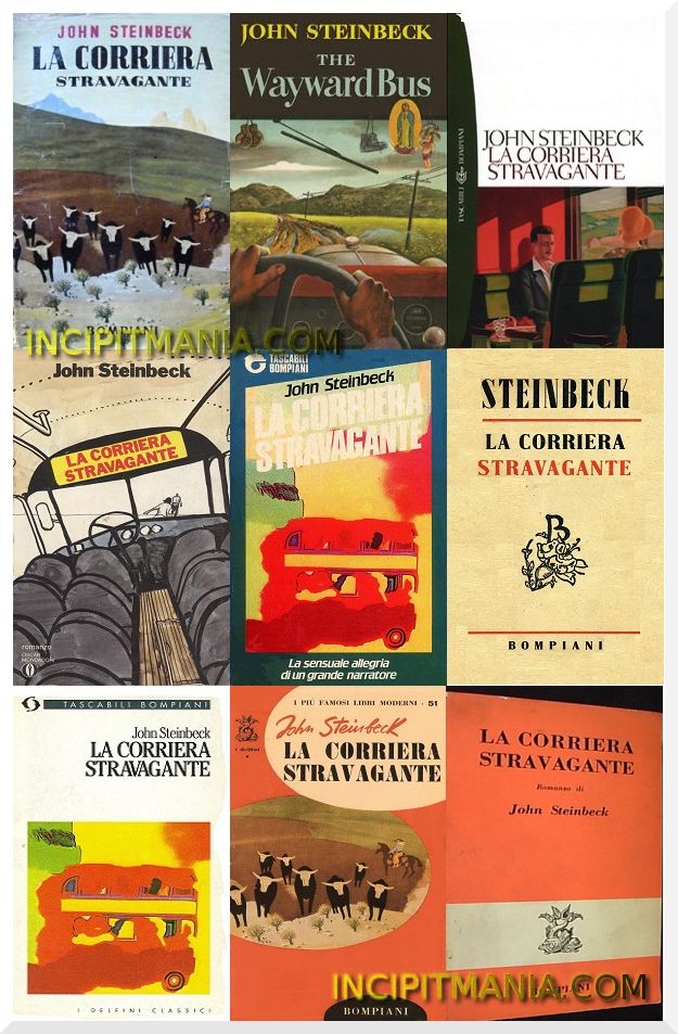 La corriera stravagante - John Steinbeck