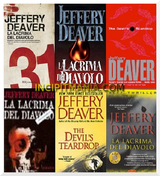 La lacrima del diavolo di Jeffery Deaver
