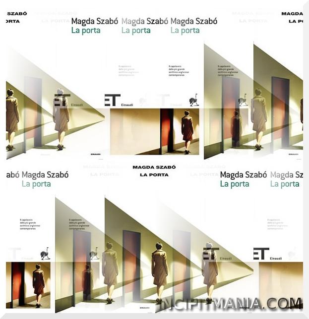 Copertina di La porta di Magda Szabó