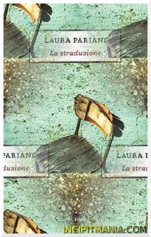 Copertina di La straduzione di Laura Pariani