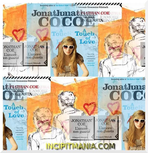 Copertine di L'amore non guasta di Jonathan Coe