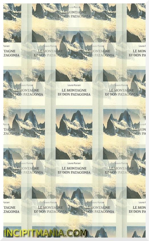 Copertina di Le montagne di don Patagonia di Laura Pariani