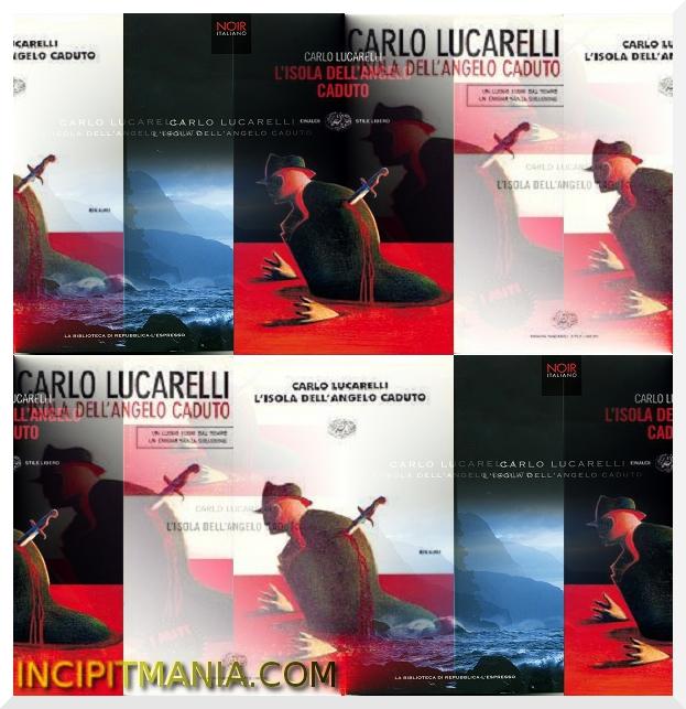 L'isola dell'angelo caduto di Carlo Lucarelli