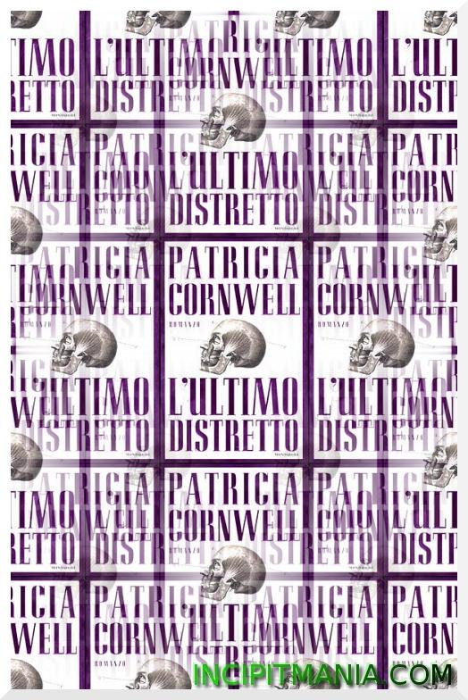 L'ultimo distretto di Patricia Cornwell