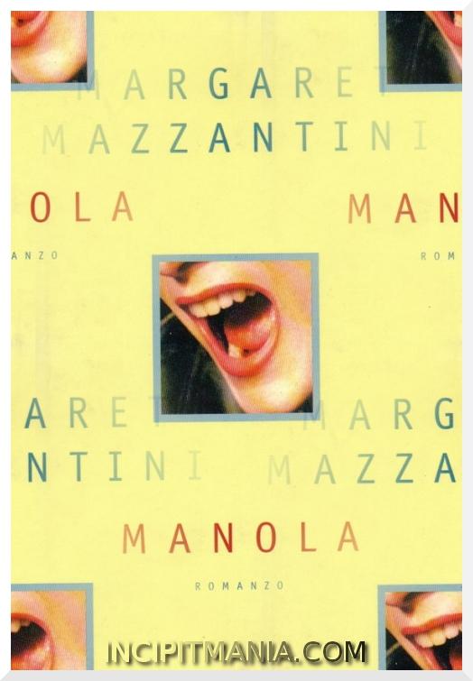 Manola di Margaret Mazzantini