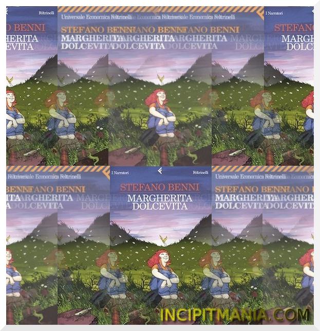 Copertine di Margherita Dolcevita di Stefano Benni