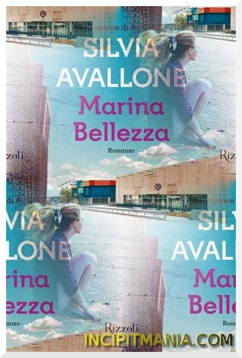 Copertina di Marina Bellezza di Silvia Avallone