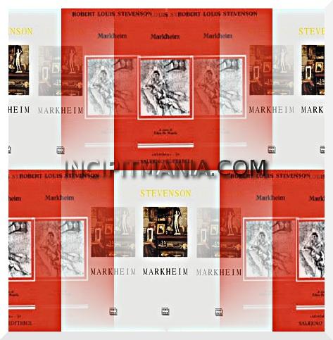 Copertine di Markheim di Robert L. Stevenson
