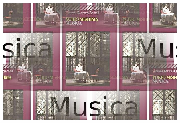 Musica di Yukio Mishima