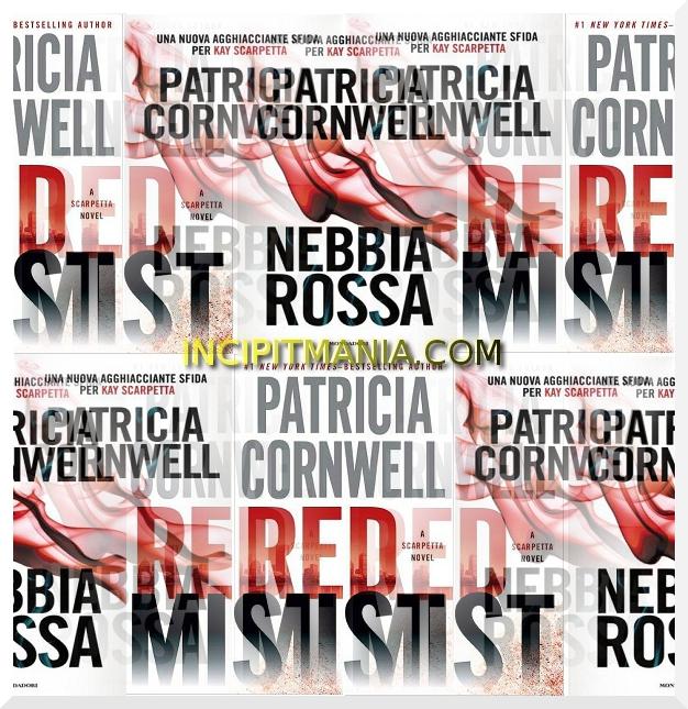 Nebbia Rossa di Patricia Cornwell