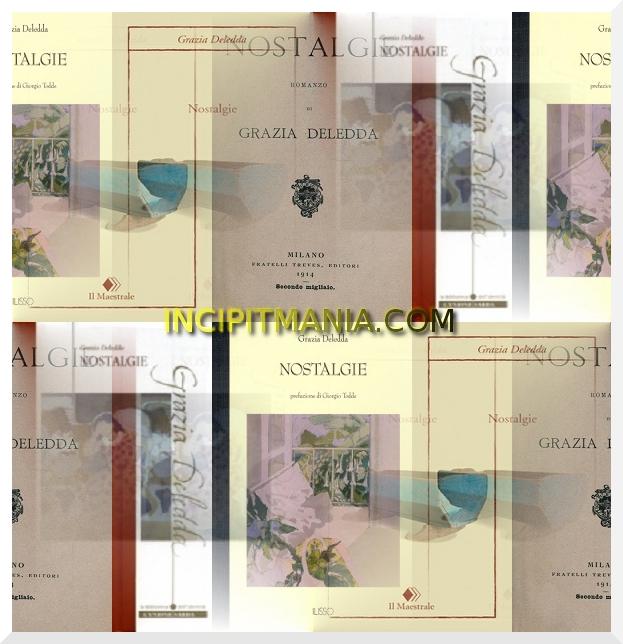 Nostalgie di Grazia Deledda