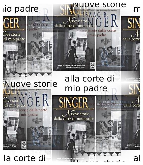 Nuove storie dalla corte di mio padre - Isaac B. Singer