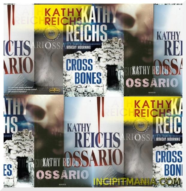 Copertine di Ossario di Kathy Reichs