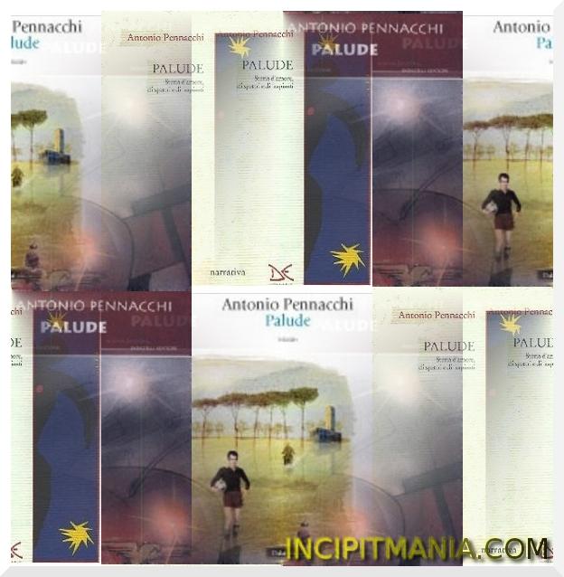 Copertine di Palude di Antonio Pennacchi