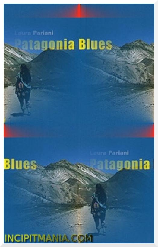 Copertina di Patagonia blues di Laura Pariani