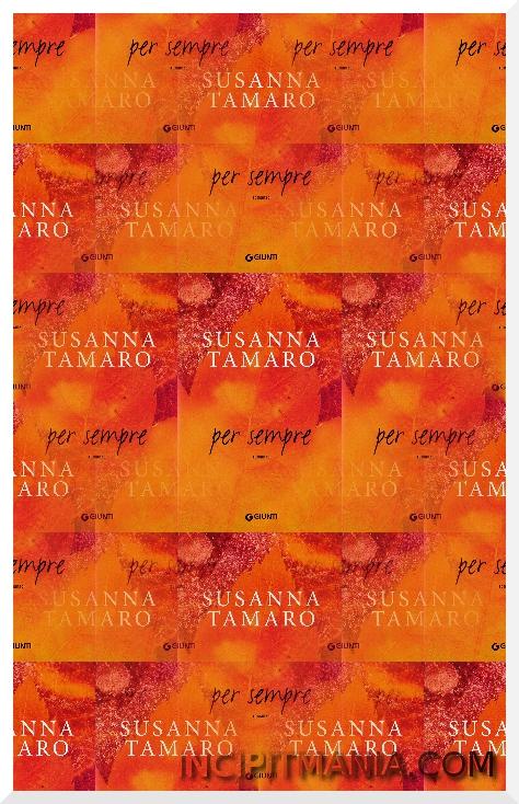 Copertina di Per sempre di Susanna Tamaro