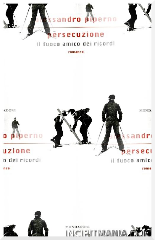 Persecuzione - Alessandro Piperno