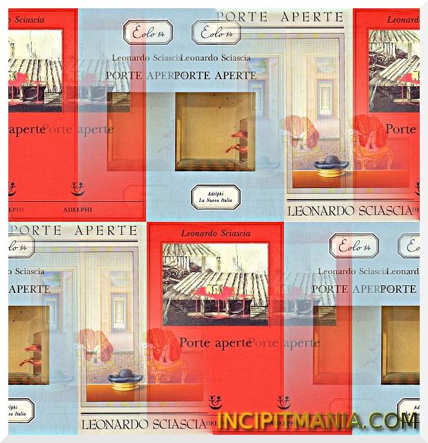 Porte aperte - Leonardo Sciascia