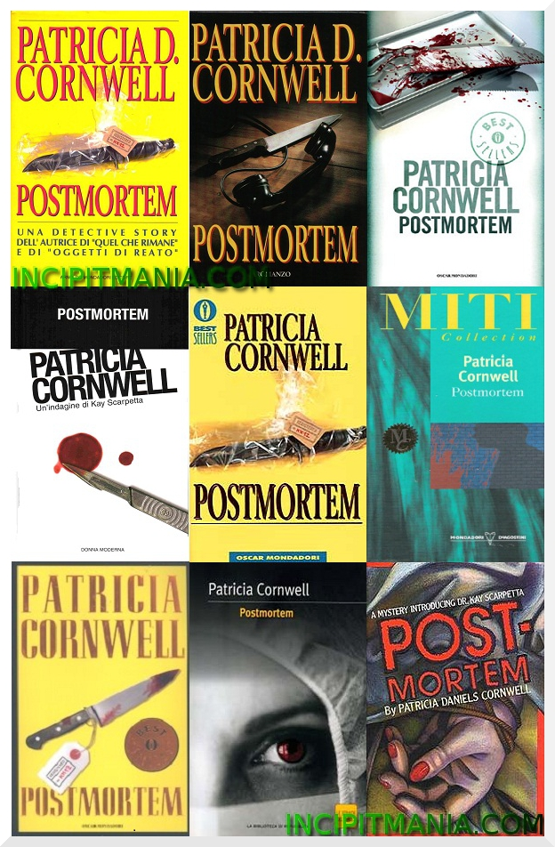 Postmortem di Patricia Cornwell