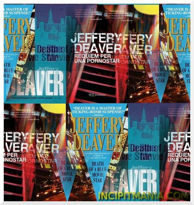 Requiem per una pornostar di Jeffery Deaver