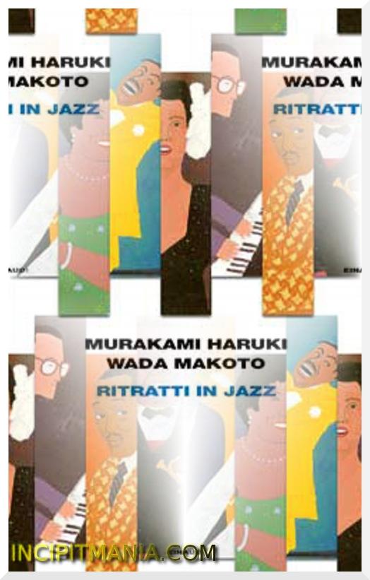 Ritratti in jazz - Haruki Murakami