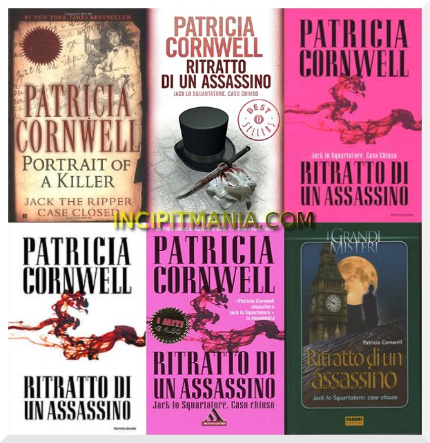 Ritratto di un assassino di Patricia Cornwell