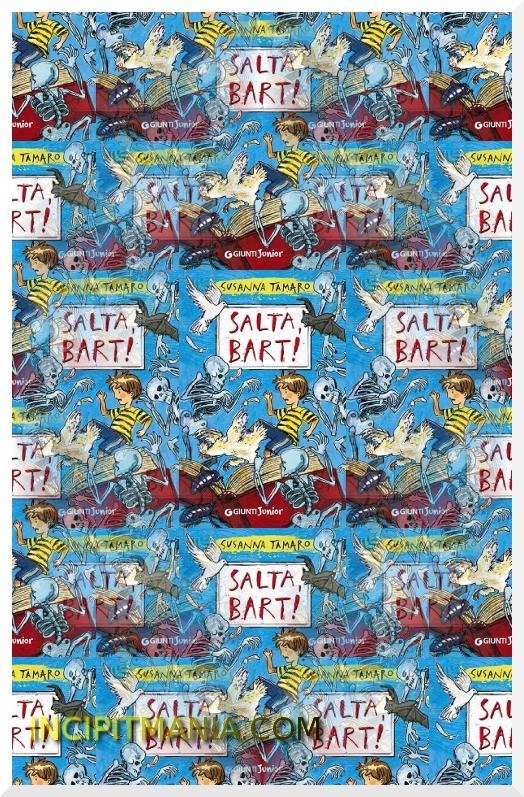 Copertina di Salta, Bart di Susanna Tamaro