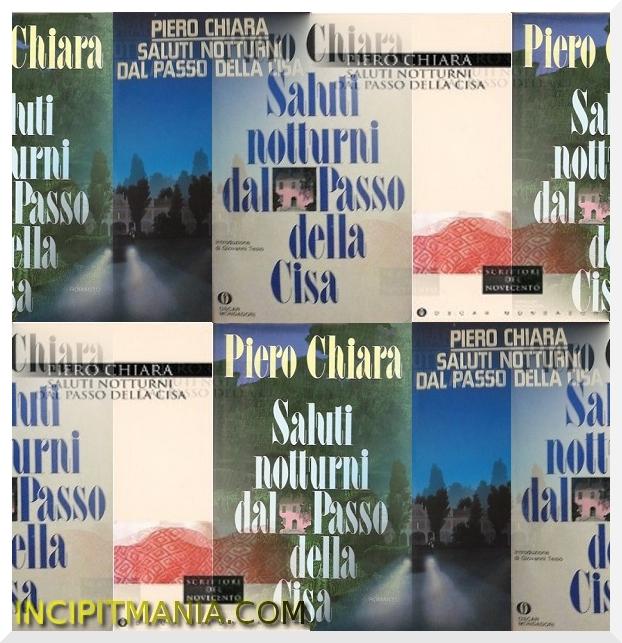 Saluti notturni dal passo della Cisa di Piero Chiara